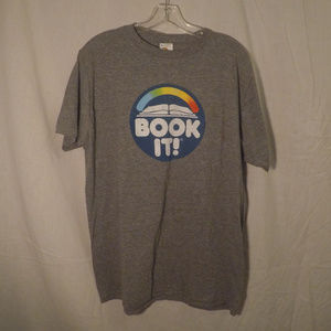 Other - Vintage Book It Book Club Tee Shirt